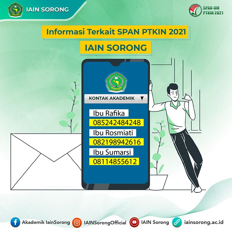 Jalur Span Ptkin Iain Sorong